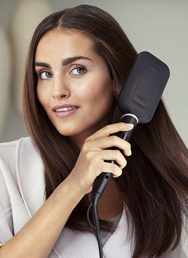 Philips BHH880/00 StyleCare Essential Isıtmalı Düzleştirme Fırçası Renksiz